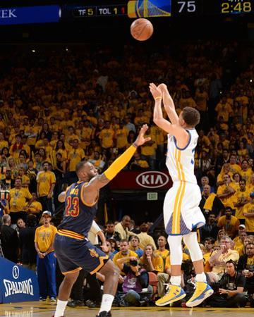 2015 NBA Finals - Game Two by Noah Graham
