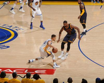2016 NBA Finals - Game Two by Noah Graham