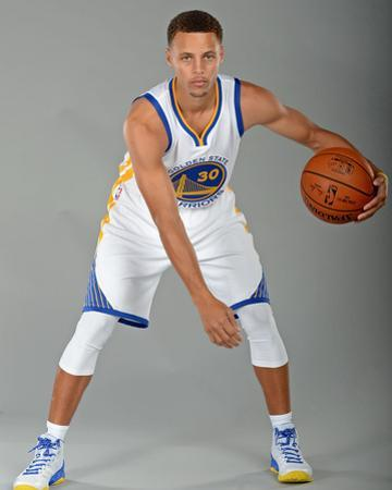 Golden State Warriors Media Day 2015 by Noah Graham