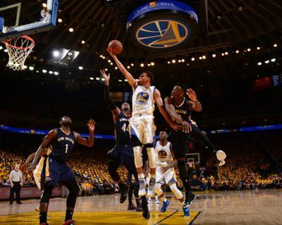 New Orleans Pelicans v Golden State Warriors - Game Two by Noah Graham