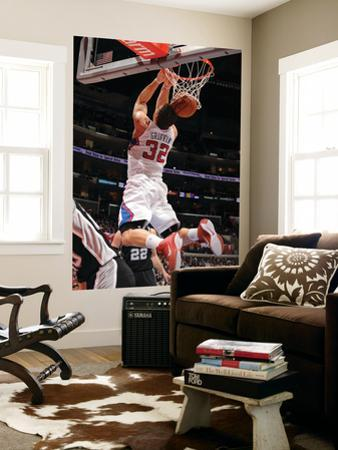 San Antonio Spurs v Los Angeles Clippers: Blake Griffin by Noah Graham
