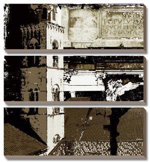 Architectural Renaissance II by Noah Li-Leger