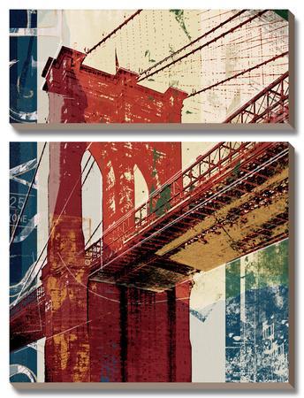 Into Manhattan II by Noah Li-Leger