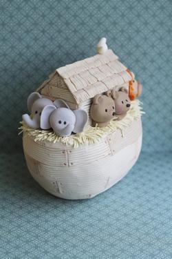 Noah's Ark Ele Bear View