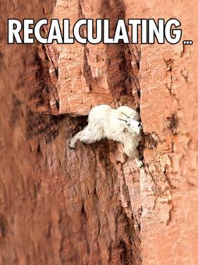 Recalculating by Noble Works