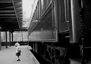 Bye Bye Little One, c.1958 by Nocella