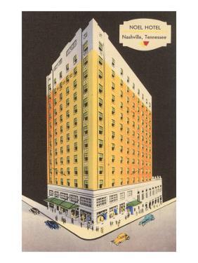 Noel Hotel, Nashville, Tennessee