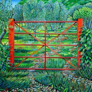 Red Gate, Summer, 2010 by Noel Paine