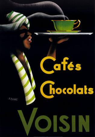 Cafes Chocolats by Noel Saunier