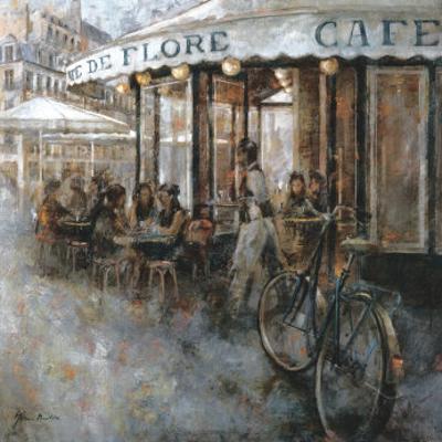 Cafe de Flore, Paris by Noemi Martin