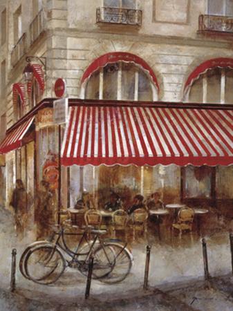 Cafe de Paris II by Noemi Martin