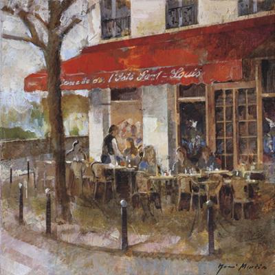 Café Saint-Louis by Noemi Martin