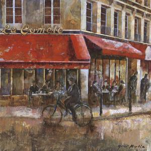 La Comète Paris by Noemi Martin