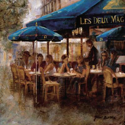 Les Deux Magots by Noemi Martin