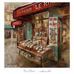 Librairie Paris by Noemi Martin