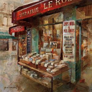 Librairie Paris by Noemi Martin
