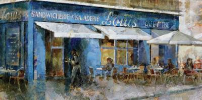 Louis by Noemi Martin