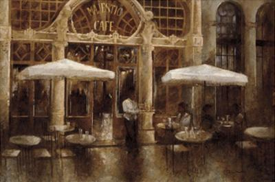 Majestic Cafe by Noemi Martin