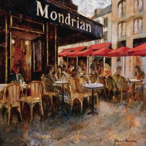 Mondrian Café by Noemi Martin