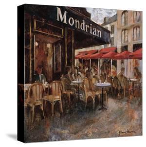 Mondrian Cafe by Noemi Martin