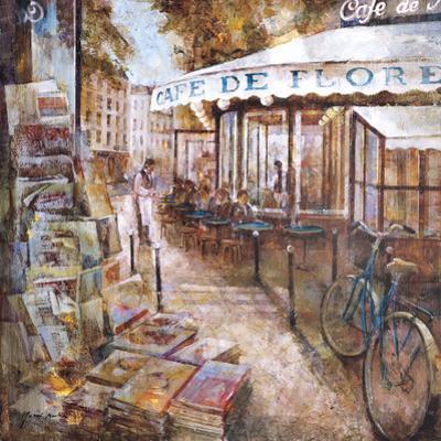 St.Germain, Paris by Noemi Martin