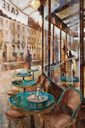 Terraza Cafe de Flore by Noemi Martin