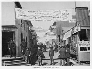 Nome, Alaska, During the Gold Rush