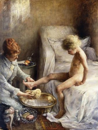 La Toilette of Jean Guerard, 1889
