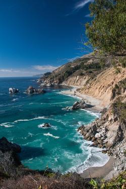 Cliff Coast by Norbert Kurzka - Photography