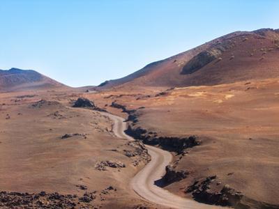 Desert Road by Norbert Kurzka - Photography