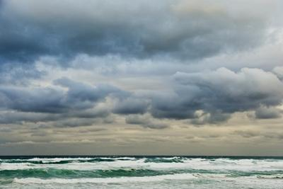 Clouds over Rough Sea
