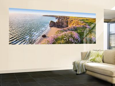 Nordic Coast Wall Mural Part 65