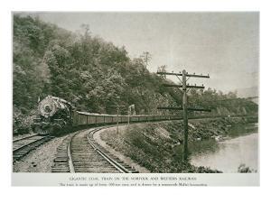 Norfolk and Western Railway, c.1925