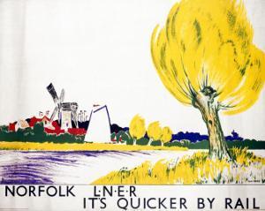 Norfolk Big Yellow Tree
