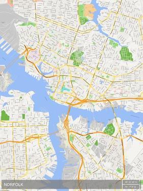 Norfolk, United States of America Map