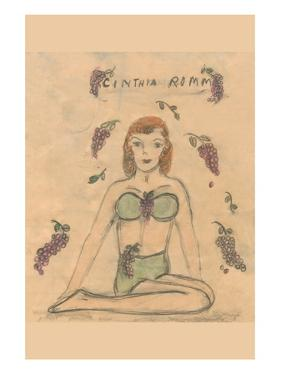 Cinthia Romm by Norma Kramer