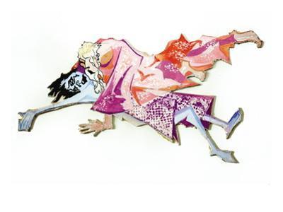 Flying Kimonas