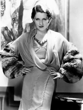 Norma Shearer, Ca. 1932