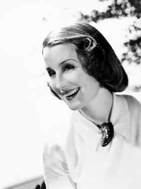 Norma Shearer, Ca. 1936