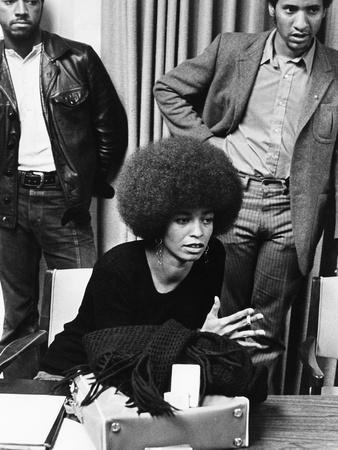 Angela Davis -1972