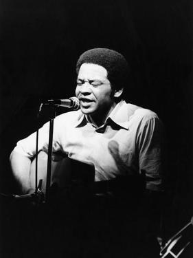 Bill Withers by Norman Hunter