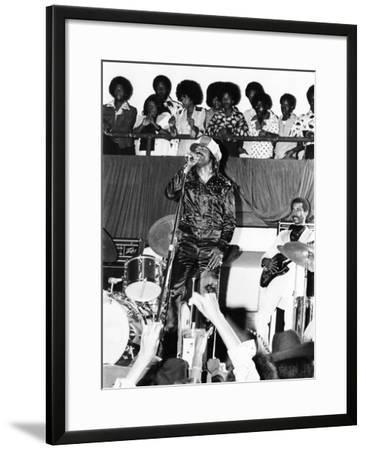 James Brown. - 1974