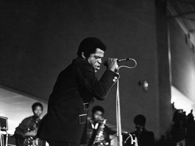 James Brown by Norman Hunter