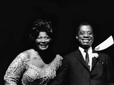 Mahalia Jackson 1968