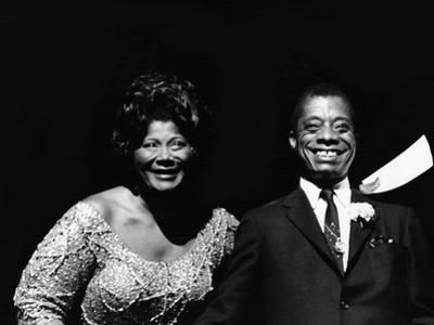 Mahalia Jackson 1968 by Norman Hunter