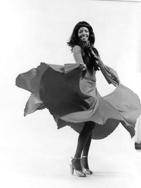 Melba Moore - 1974 by Norman Hunter