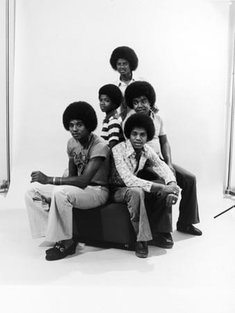 Michael Jackson, The Jackson Five by Norman Hunter