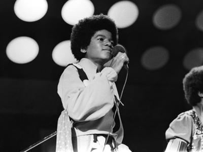 Michael Jackson by Norman Hunter