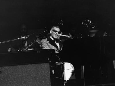 Ray Charles - 1978 by Norman Hunter