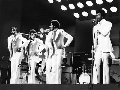 The Temptations by Norman Hunter